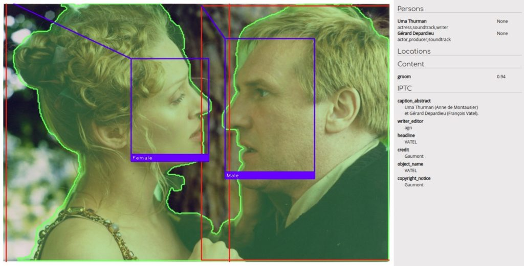 ai face person detect